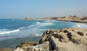 שאלות טריוויה ישראלית. בתמונה: קיסריה, ישראל. צילום: Robert Alvarado pixabay
